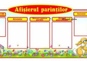 Afisiere pentru părinți